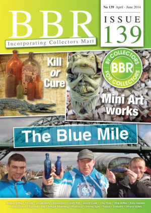 Special features inc. pipe bowls, The Blue Mile dig, Kill or Cure, & up to date world wide snippets!