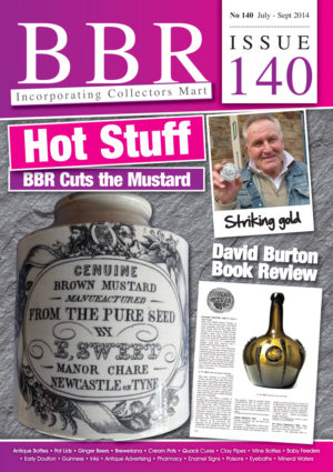 Hot Stuff! BBR Cuts the Mustard, David Burton book review, Garths gatherings the amazing Garth Morrison collection dispersal - Dennis Northmore missing pieces rediscovered & more...