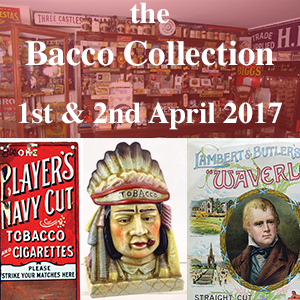 information about Bacco Collection sale