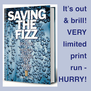 Buy 'Saving The Fizz' here...