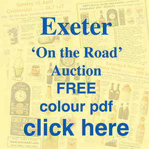 Download Exeter 'On the Road' auction catalogue'