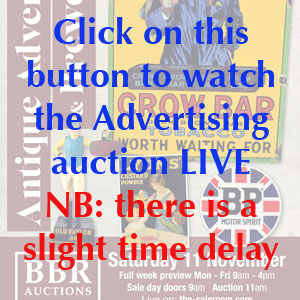 Watch the sale live here...