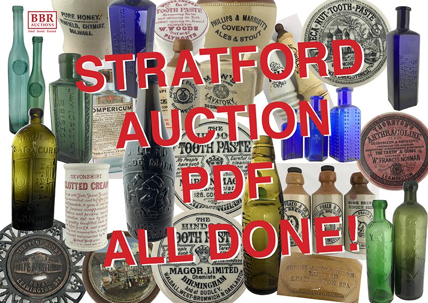 Stratford 'On the Rd' Auction 28 July